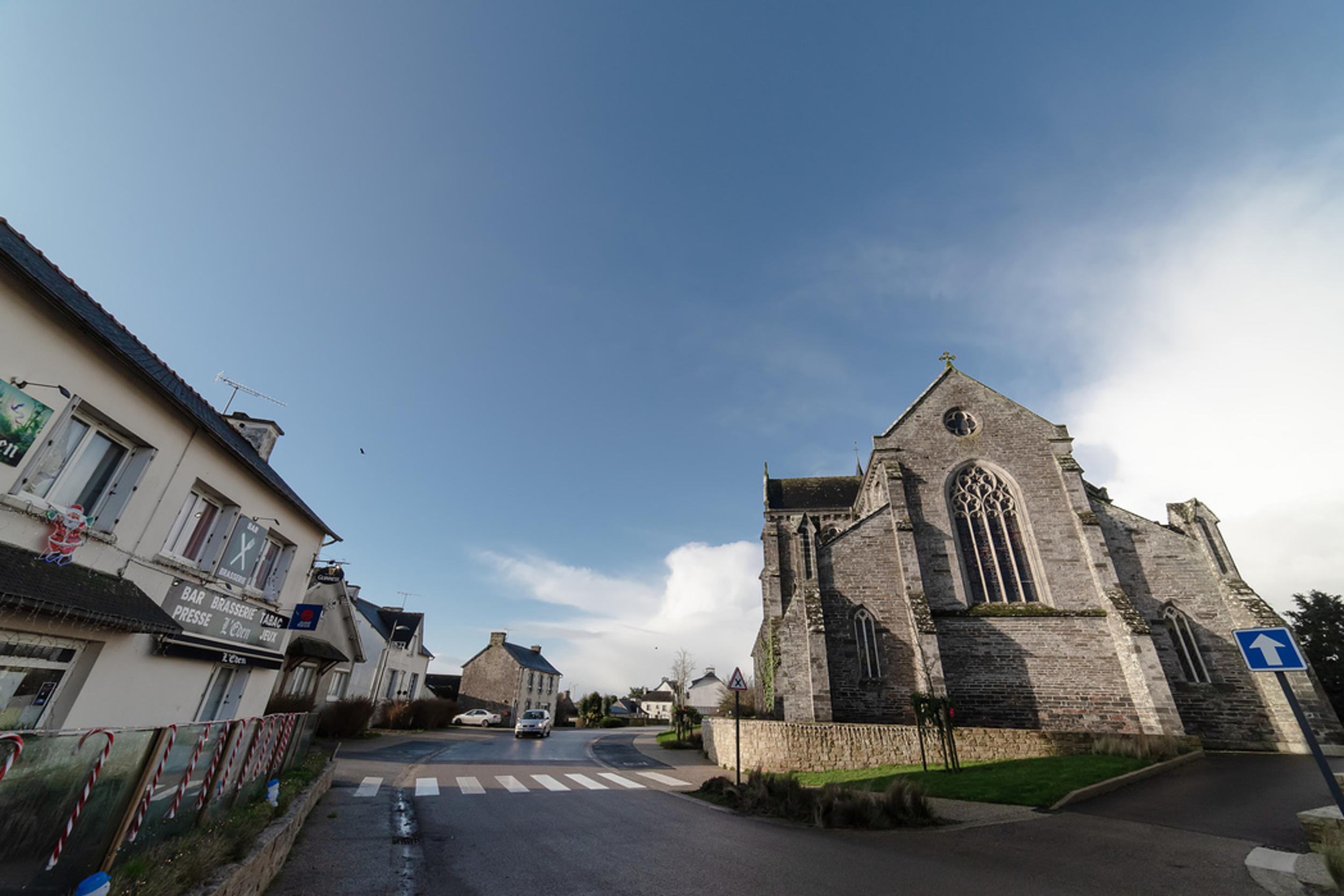 Église Paroissiale Saint-Julien - Plussulien