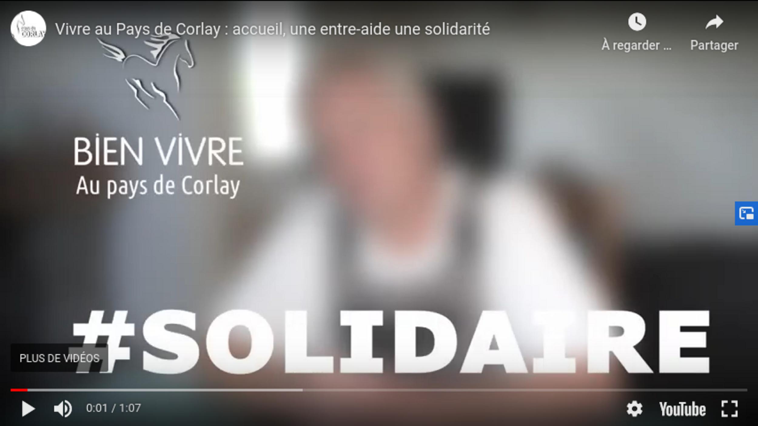 Vivre au Pays de Corlay : accueil, une entre-aide une solidarité