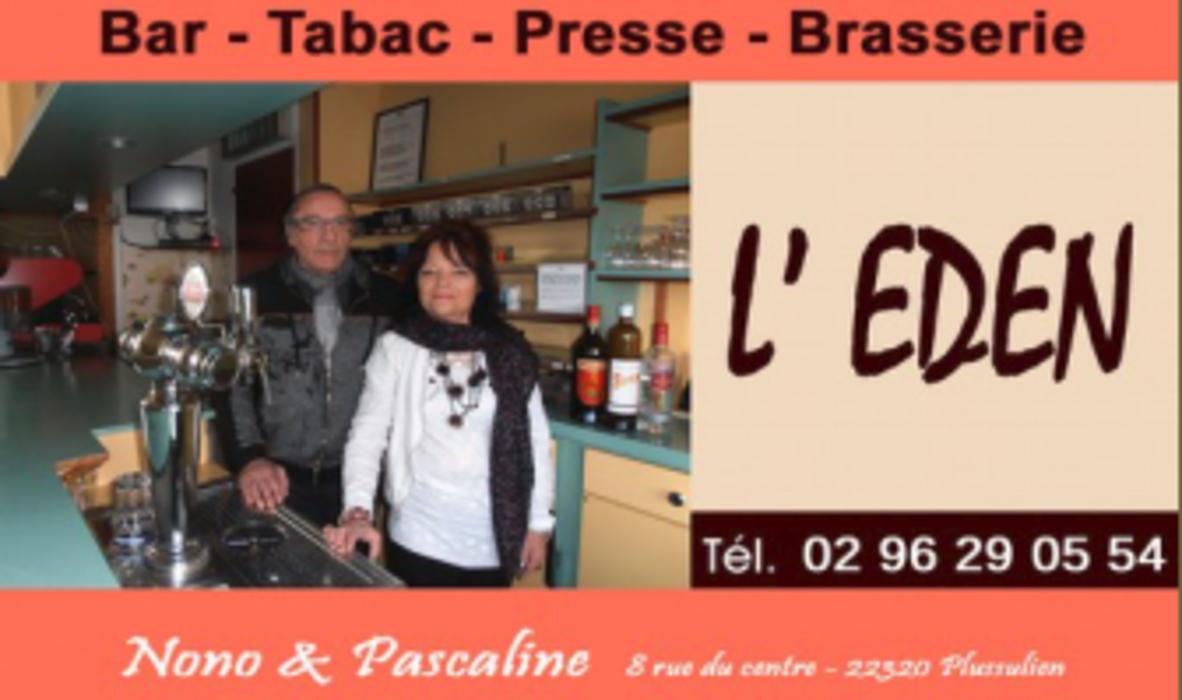 Bar Brasserie de l''Eden - Plussulien 0