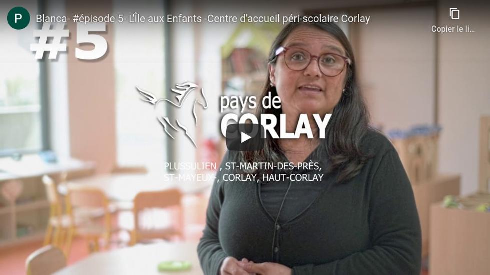 Blanca- #épisode 5- L''Île aux Enfants -Centre d''accueil péri-scolaire Corlay 0