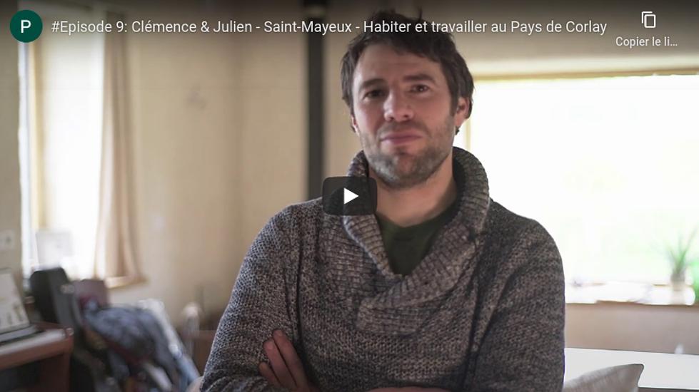 #Episode 9: Clémence & Julien - Saint-Mayeux - Habiter et travailler au Pays de Corlay 0