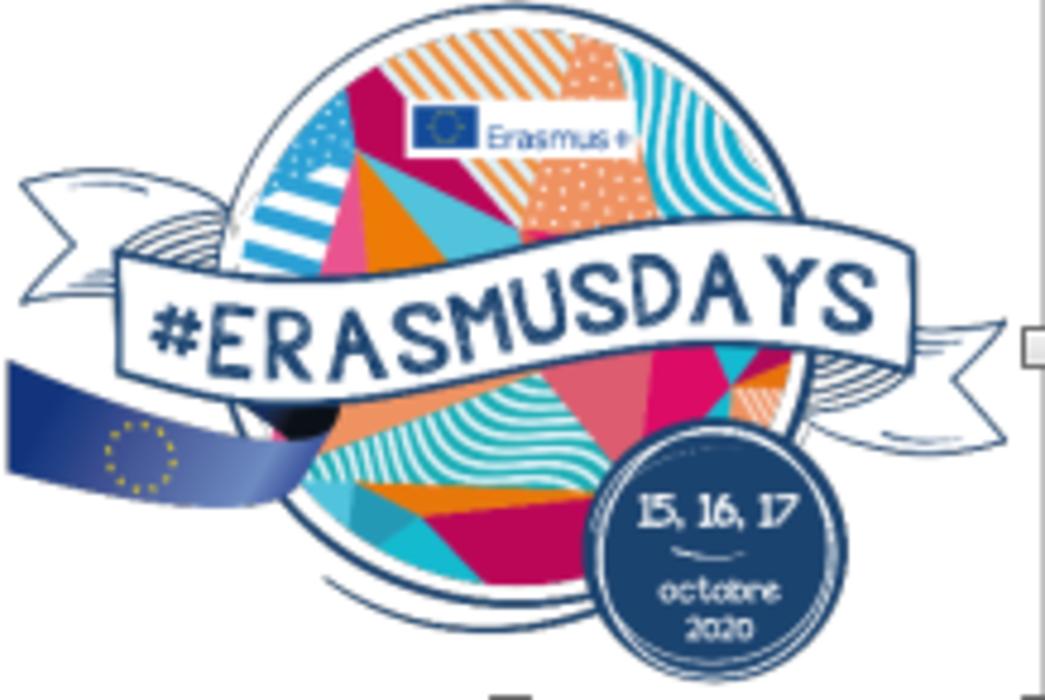 #ERASMUSDAYS 0